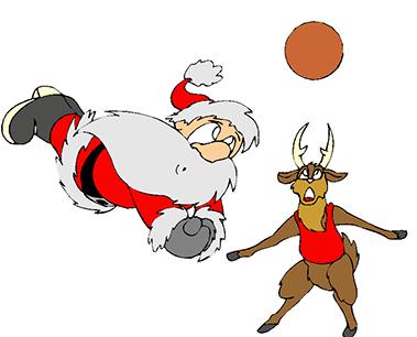 Weihnachts-Hecht
